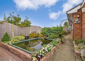 Thumbnail 3 bed detached bungalow for sale in St. Andrews Gardens, Shepherdswell, Dover, Kent