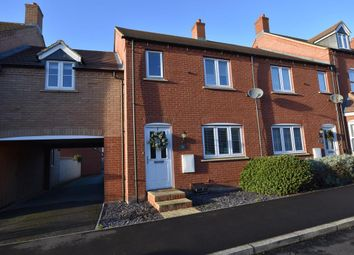 Thumbnail 3 bed terraced house for sale in Valerian Way, Stotfold, Hitchin