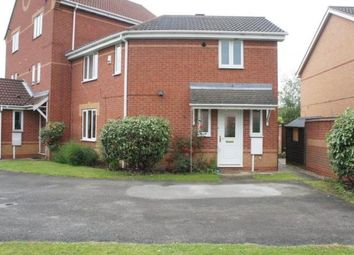 Thumbnail 3 bed end terrace house to rent in St. Marys Wharf Road, Derby