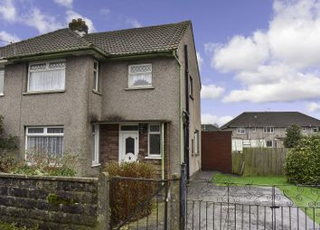 Thumbnail Semi-detached house for sale in Eustace Drive, Bryncethin, Bridgend.
