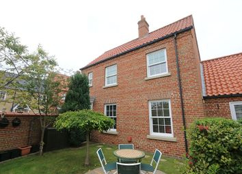 Thumbnail 2 bed detached house for sale in Turnor Close, Wragby, Market Rasen, Lincolnshire