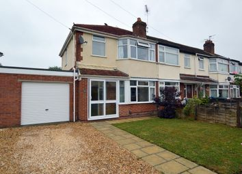 Thumbnail 3 bed end terrace house for sale in Warwick Crescent, Melksham