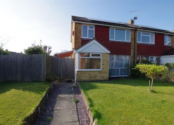 Thumbnail 3 bed semi-detached house for sale in East View Fields, Plumpton Green, Lewes