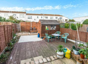 Thumbnail 3 bed terraced house for sale in Cliff View Gardens, Warden, Sheerness