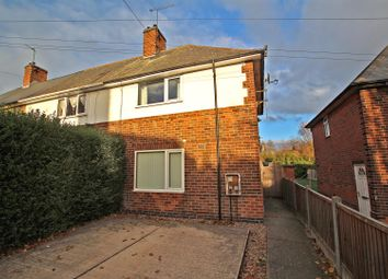 Thumbnail 2 bed semi-detached house for sale in Mellors Road, Arnold, Nottingham