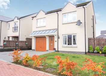 Thumbnail 4 bedroom detached house for sale in Baillie Drive, Alford