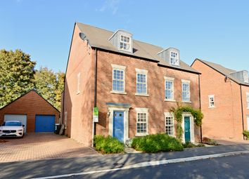 Godfrey Place, Upper Rissington, Cheltenham GL54. 3 bed semi-detached house for sale