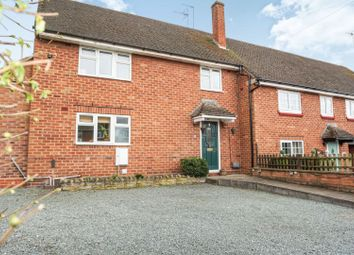 Thumbnail 3 bedroom end terrace house for sale in Shrubbery Close, Kidderminster