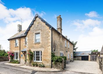 Thumbnail 5 bed detached house for sale in Bull Street, Aston, Bampton