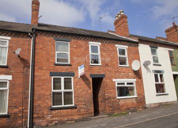 Thumbnail 2 bed terraced house to rent in Oakfield Street, Lincoln