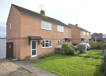 Thumbnail 2 bed semi-detached house for sale in Lulworth Road, Keynsham