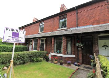 Thumbnail 2 bed terraced house for sale in Park Lane, Preesall