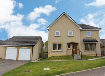 Thumbnail 4 bedroom detached house for sale in 35 Dukes View, Slackbuie, Inverness
