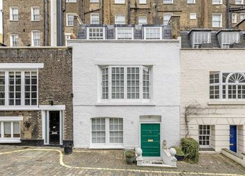 Thumbnail 3 bed flat for sale in Bryanston Mews East, London