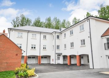 Thumbnail 2 bed flat for sale in Turvin Crescent, Gilston, Harlow