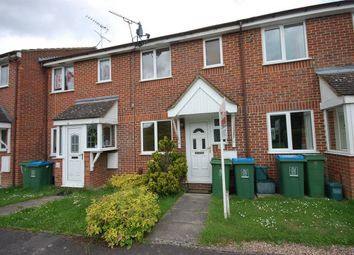 Thumbnail 2 bed terraced house for sale in Parrot Close, Aylesbury, Buckinghamshire