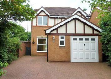 Thumbnail 3 bedroom detached house for sale in Mellendean Close, Newcastle Upon Tyne, Tyne And Wear