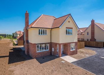 Thumbnail 5 bed detached house for sale in Chedburgh, Bury St Edmunds, Suffolk