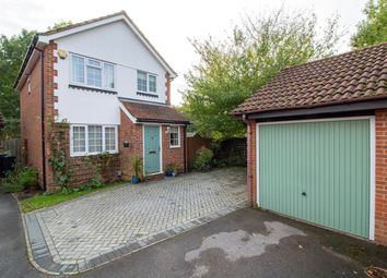 Thumbnail 3 bed detached house for sale in Hunnels Close, Church Crookham, Fleet