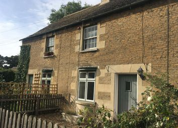 Thumbnail 2 bedroom terraced house for sale in Elton Road, Wansford, Peterborough
