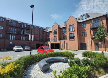 Thumbnail 2 bed flat for sale in Carter Court, Hook