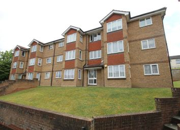 Thumbnail 2 bed flat for sale in Chilham Close, Chatham, Kent