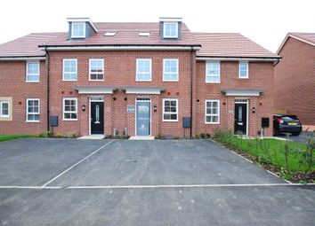 Thumbnail 4 bedroom town house for sale in Plot 238, Highgate Park, Warton