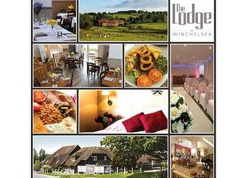Thumbnail Hotel/guest house for sale in The Lodge, Hastings Road, Winchelsea, East Sussex, UK