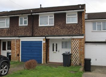Thumbnail 3 bed terraced house for sale in Wynton Gardens, South Norwood