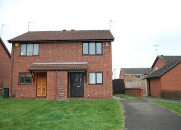 Thumbnail 2 bed semi-detached house to rent in Jessop Drive, Stenson Fields, Derby
