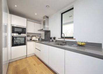 Thumbnail 2 bed flat for sale in 154 Edgeley Road, Clapham