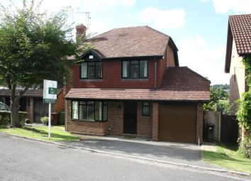 Thumbnail 4 bed detached house to rent in Gravett Close, Henley-On-Thames