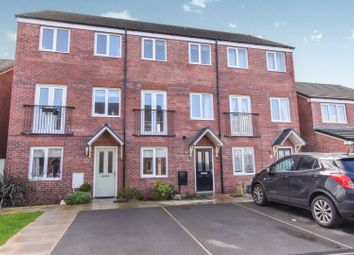 Thumbnail 3 bedroom terraced house to rent in Railbank Drive, Workington