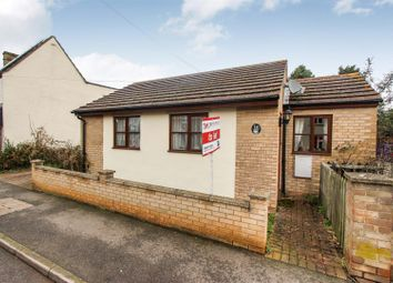 Thumbnail 2 bed detached bungalow to rent in West End, Brampton, Huntingdon