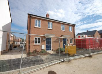 Thumbnail 2 bed semi-detached house for sale in Chappell Close, Aylesbury, Buckinghamshire