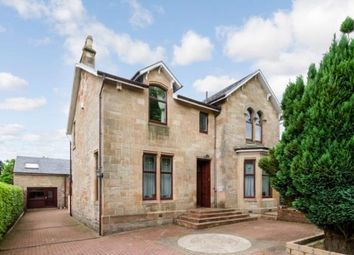 Thumbnail 4 bedroom detached house for sale in Thorn Road, Bearsden, Glasgow, East Dunbartonshire