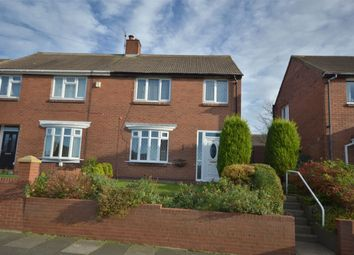Thumbnail 3 bed semi-detached house to rent in Wellands Lane, Whitburn, Sunderland, Tyne And Wear