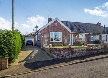 Thumbnail 2 bedroom semi-detached bungalow for sale in Grovedale Close, New Costessey, Norwich