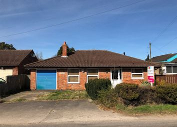 Thumbnail 3 bed detached bungalow for sale in Hall Lane, Stickney, Boston