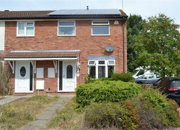 Thumbnail 3 bed end terrace house for sale in Pheasant Grove, Werrington, Peterborough, Cambridgeshire