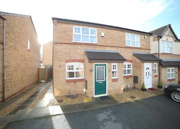 Thumbnail 2 bed terraced house for sale in Eastwood Drive, Donnington, Telford