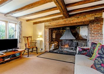 Thumbnail 2 bed terraced house for sale in Moorhead Cottages, Crawley Road, Horsham, West Sussex