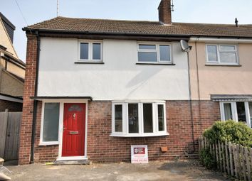 Thumbnail 3 bed semi-detached house to rent in Second Avenue, Broomfield, Chelmsford