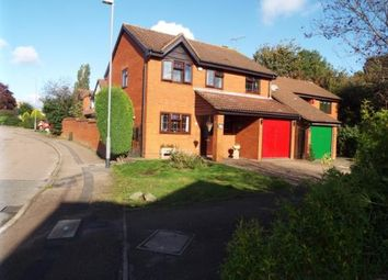 Thumbnail 4 bed detached house for sale in Copthorne, Luton, Bedfordshire