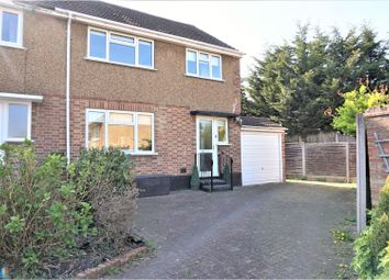 Thumbnail 3 bed end terrace house for sale in Stanwyck Gardens, Romford