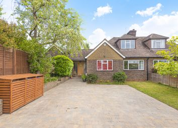 Thumbnail 4 bed semi-detached house for sale in Highbury Grove, Haslemere