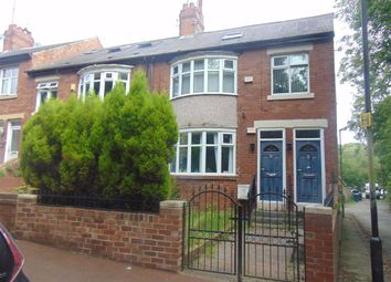 Thumbnail 3 bed flat to rent in Craghall Dene Avenue, Gosforth, Newcastle Upon Tyne