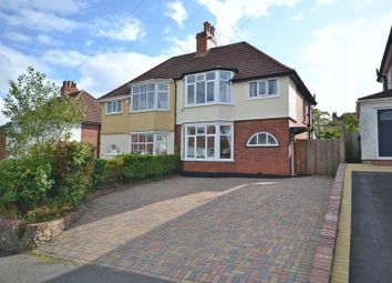 Thumbnail 3 bed semi-detached house for sale in Stunning Period House, Allt-Yr-Yn Close, Newport