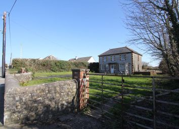 Thumbnail 3 bed detached house for sale in Llanmaes Road, Llantwit Major