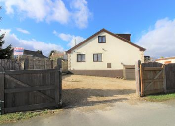 4 bed detached bungalow for sale in Ruardean Hill, Drybrook GL17